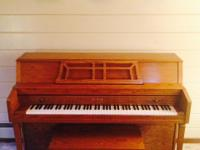 """Highly desirable Yamaha 45"""" upright in near-perfect"""