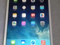 This is a Mint Condition Apple iPad Mini Retina. 16GB