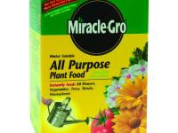 The Miracle-Gro 1.5 lb. Water-Soluble All-Purpose Plant
