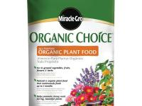 Miracle-Gro Organic Choice 15 lb. All Purpose Organic