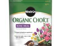 The Miracle-Gro Organic Choice Bone Meal Fertilizer 3