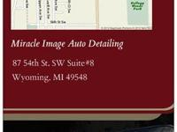 Miracle Image Auto Detailing Offering the best