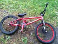 A very nice mire bike my son customizes bikes and he