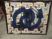 Miller Lite mirror. Contact me at  or e-mail