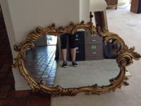 Mirror-Antique