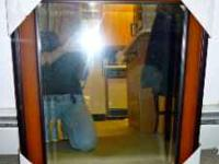 We have a few BRAND NEW, FRAMED MIRRORS to sell. We