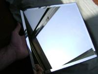 "12"" x 12"" Designer Bevelled Mirrors, perfect for a"
