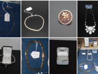 This is a small assortment of the jewelry I want to