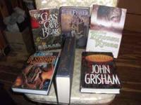 For sale are some misc. books all are hardback and in