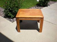 "Various Furniture for Sale  Oak End Table. 20""T x24""W x"