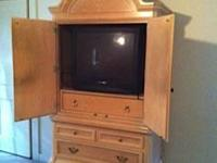 Moving sale - Make a deal Today. Two armoire's, bed
