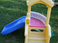 Little Tikes basketball hoop SOLD Little Tikes Climb