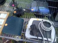 Misc modem and router tested and works great $15 for