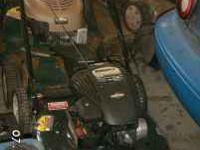 I have 6 or 8 small mowers. Some mowers are self