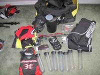 Paintball equipment. Dont play anymore so must go.