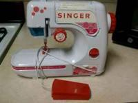 Both for 5.00 sewing machine is a toy and works. And I