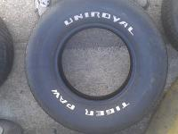 Leftover tires and wheels from projects......... 1 -