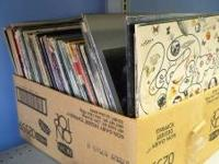 Over 50 vinyl records in variouse conditions mostly