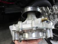 - MSD 8582 Billet Distributor with newly installed