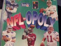 See websites to side for descriptions.  NFL-opoly-