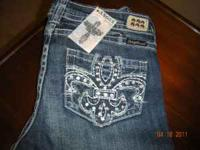 I have a pair of Miss Angel Premium jeans that I have