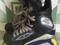Pre-owned Mission Inline roller skates Size 5 $ 25.00