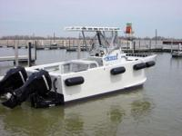 Aluminum Boat For Sale: Objective Marine 21' Light
