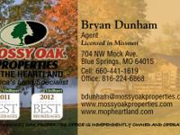 We have premier duck hunting properties for sale in MO;