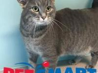 Missy's story I am located at Janesville PetSmart! If