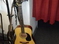 I HAVE FOR SALE A MITCHELL MODEL MD-100S-12 12 STRING