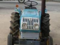 Mitsubishi D2000 Tractor Runs great, good tires, new