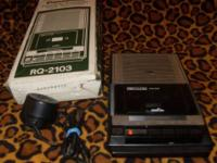 MITSUBISHI DIAMOND COLLECTION RX 724 CASSETTE AM/FM/MPX