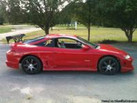 i have a 1995 mitsubishi eclipse GST, its had alot done