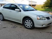 For sale is a 2004 Mitsubishi Galant 2004  221,000
