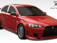 Selling New Mitsubishi Lancer Duraflex body kit still