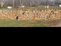 Mixed firewood for sale- $35/ rick cash only. Currently