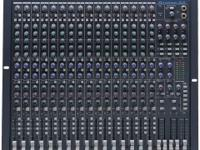 Type: Pro AudioIt is a terrific mixer, both in the