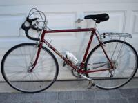 A beautiful 1981 Miyata 310 bicycle. All original
