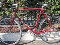 Miyata 615 Touring Bike 1988ish or 1987ish or late