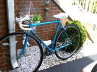 My Miyata CR-MO1024 Racing/Touring Bike has been