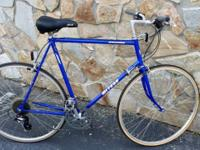 MIYATA One Hundred Hybrid 12 speed Bicycle Lightweight