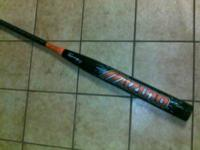 great condi slowpitch softball bat. 1-10 its a 9 about