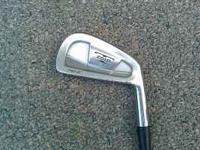 Mizuno Zoid Pro II iron set is in 7.5 out of 10