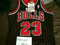 Mitchell & Ness Chicago Bulls Michael Jordan 1995-1996