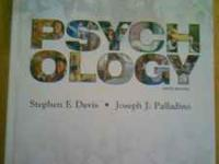 Hi have the 6th edition hard back psychology text book