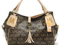 Michael Kors bags priced at $200 Free shipping within