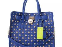 MK Hamilton Studded Large Tote Outlets in various