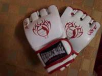Untouchable Apparel MMA gloves i have only 9 left in