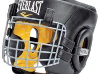 Everlast Head Gear for sparring even with weapons for