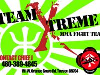 Team XTREME MMA is now recruiting an MMA Fight Team in